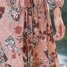 vestido paola estampa exclusiva jany pim frente baixo detalhe