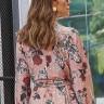 vestido paola estampa exclusiva jany pim costas cima