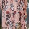 vestido paola estampa exclusiva jany pim costas baixo