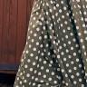 vestido amelia estampa exclusiva jany pim frente baixo detalhe