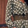 vestido amelia estampa exclusiva jany pim frente cima detalhe