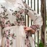 vestido jessica midi estampa exclusiva jany pim frente cima detalhe
